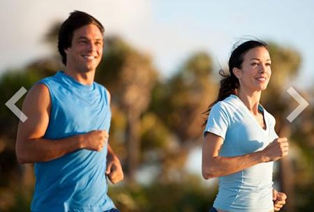 running and hormone balance