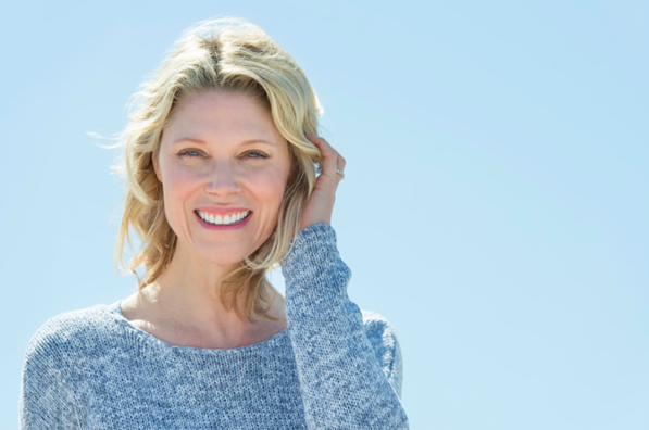 Menopause hormones