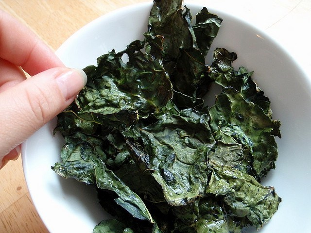 kale contains more iron than meat